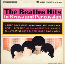 Beatlesbrasspercussion