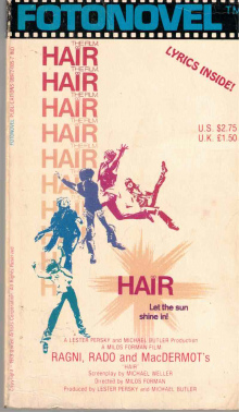 Hair-fotonovel