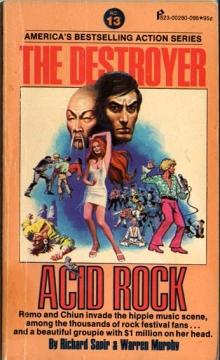 Acid Rock / by Richard Sapir & Warren Murphy
