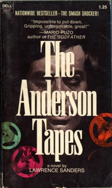 The Anderson Tapes / by Lawrence Sanders