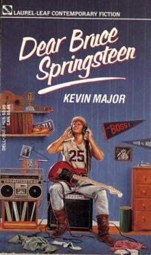 Dear Bruce Springsteen / by Kevin Major