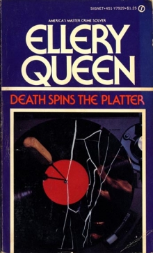 Death Spins the Platter / by Ellery Queen