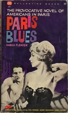 Paris Blues / by Harold Flender