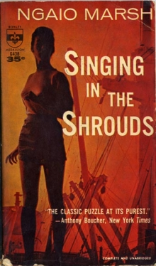 Singing in the Shrouds / by Ngaio Marsh