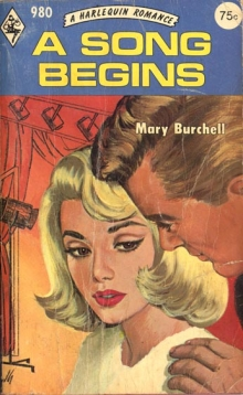 A Song Begins / by Mary Burchell