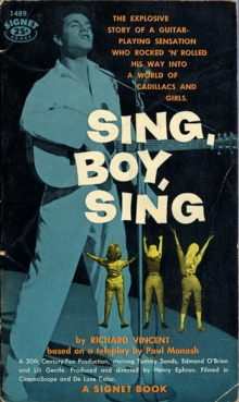 Sing, Boy, Sing / by Richard Vincent