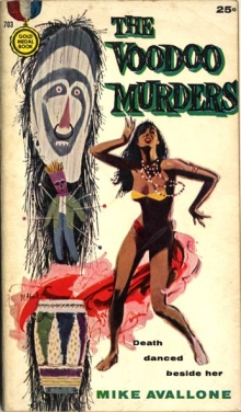 The Voodoo Murders / by Mike Avallone
