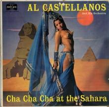Cha Cha Cha at the Sahara
