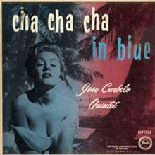 Cha Cha Cha in Blue