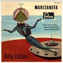 Billy Cafaro - Marcianita