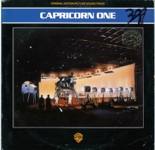 Jerry Goldsmith - Capricorn One: Original Motion Picture Sound Track