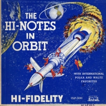 Hi-Notes In Orbit