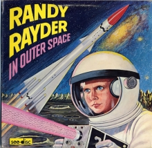 Randy Rayder In Outer Space