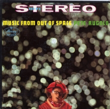 Pete Rugolo - Music From Out of Space