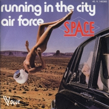 Running in the city air force