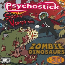 Space Vampires vs. Zombie Dinosaurs in 3-D