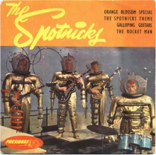 The Spotnicks - 'Orange Blossom Special'