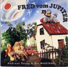 Andreas Dorau & Die Marinas - 'Fred From Jupiter'