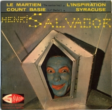 Henri Salvador - 'Le Martien' (The Martian Hop)