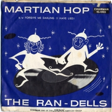 The Ran-Dells - 'Martian Hop'