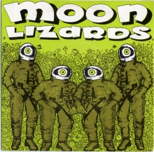 Moon Lizards - 'Big Bum'
