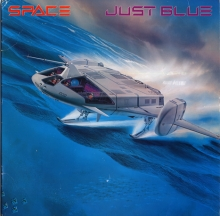 space_just_blue