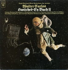 Walter Carlos - Switched-On Bach II