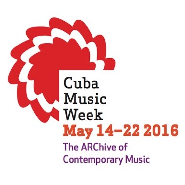 Cuba Music Week, May 14-22, 2016