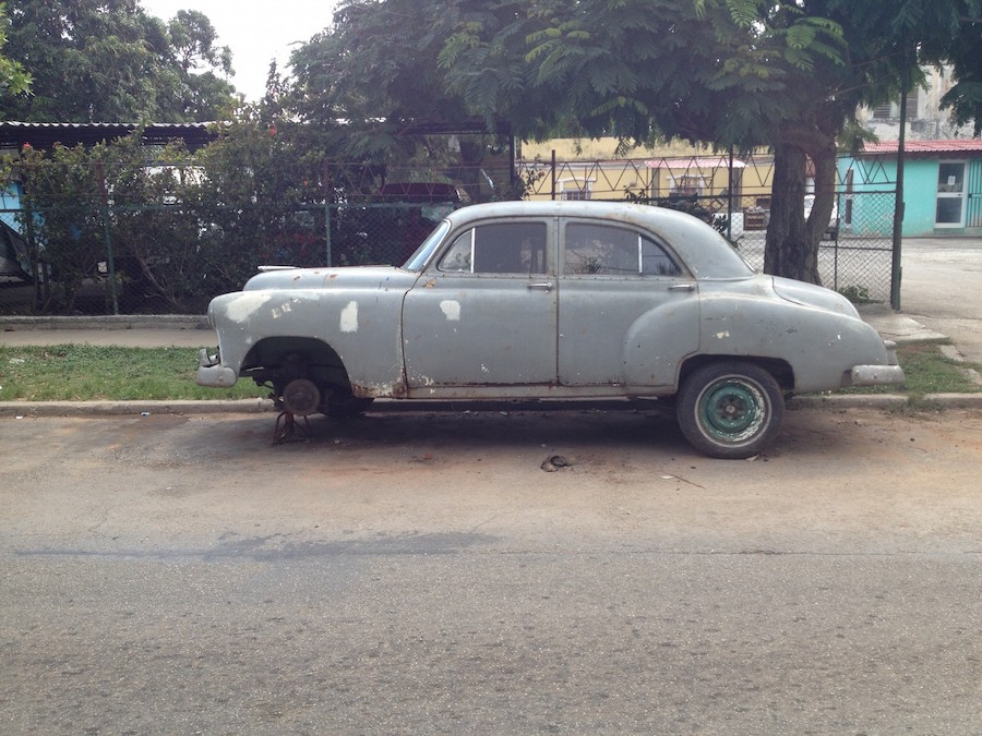 grey repair car sml