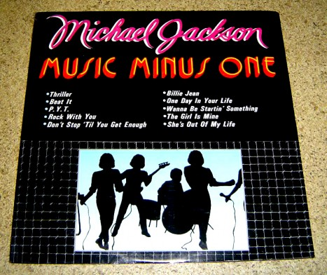 Michael Jackson Music Minus One